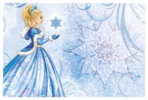 Bilde av Bordbrikker i plast, 45 x 30 cm, Prinsesse Eliza
