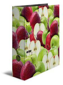 Bilde av HERMA ringperm i kartong, Fruit Cocktail Eple (10